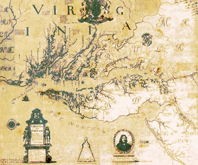 map augustin herman